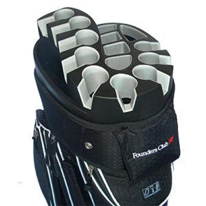 1 Founders Club Premium Cart Bag