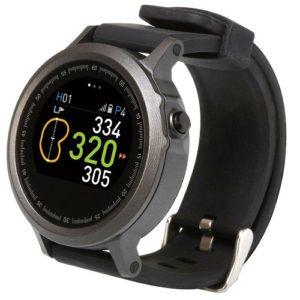 4 GolfBuddy WTX Smart Golf GPS Watch, Black