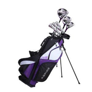 Premium Lightweight Ladies Golf Club Set Right Hand