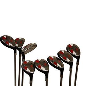 Senior Mens Majek Golf All Hybrid Complete Full Set