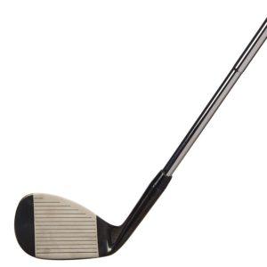 Wilson Staff Mens Harmonized Black Chrome Golf Wedge