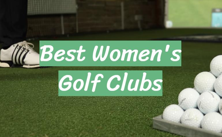 5 Best Women's Golf Clubs