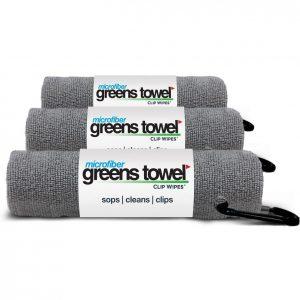 Greens Towel Microfiber