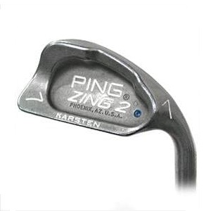 Ping Zing 2 Right-Handed Iron Set Steel Regular