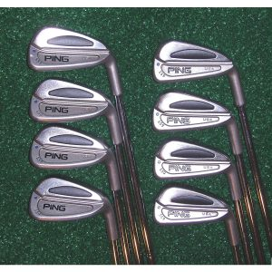 Ping S59 Golf Clubs, Blue Dot, Holiday Bonus Free Dozen Golf Balls w/Purchase!Ping S59 Golf Clubs, Blue Dot, Holiday Bonus Free Dozen Golf Balls w/Purchase!
