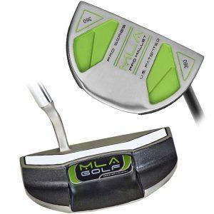 MLA Golf Pro Series Putter RH Mallet 36