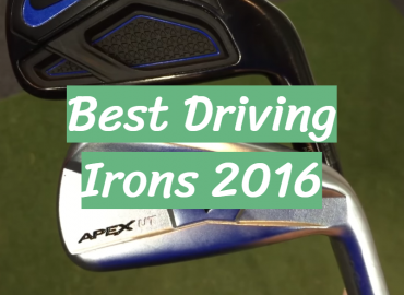 Best Driving Irons 2016