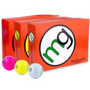 MG Golf Balls Senior Longest with Speed