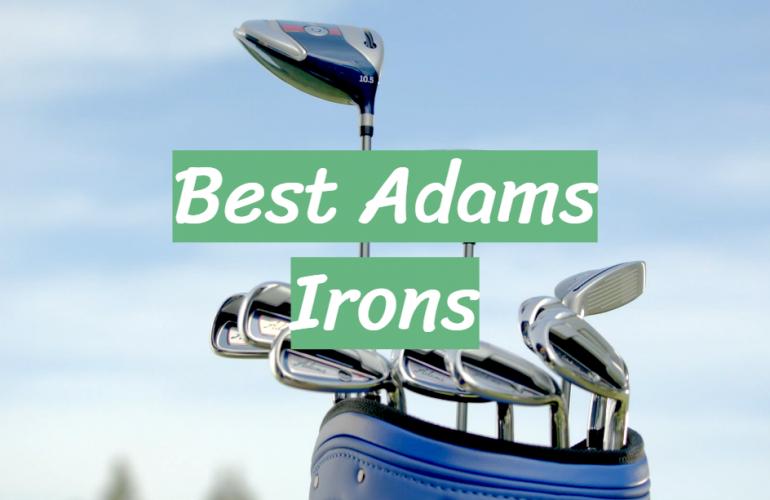 5 Best Adams Irons