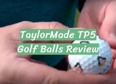 TaylorMade TP5 Golf Balls Review